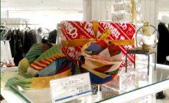 横浜そごうで ストール販売 !!